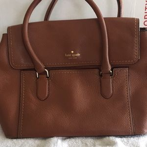 Kate Spade Satchel Large Hand Bag